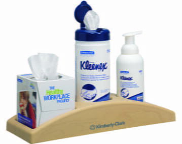 Kimberly-Clark Kleenex Meeting Room Caddy