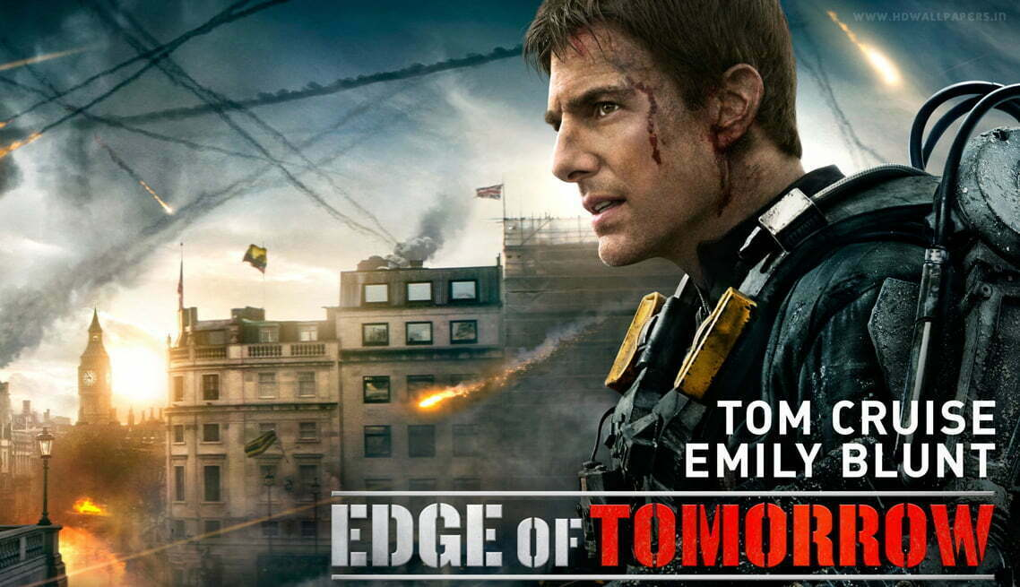 Edge of tomorrow film props