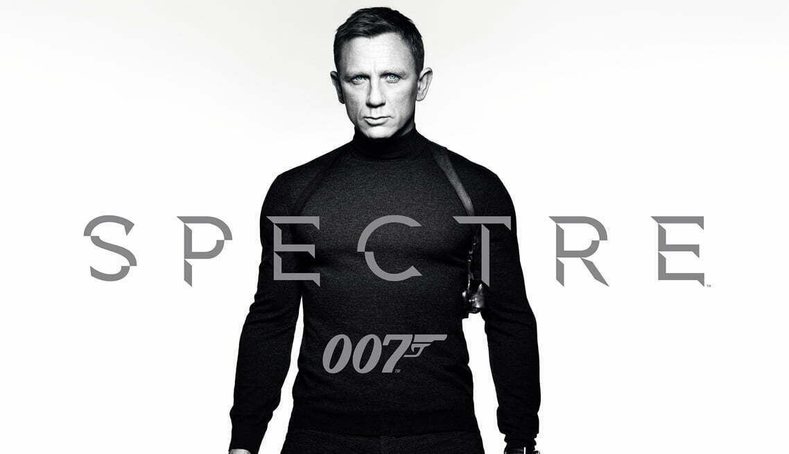 James Bond Spectre sets and props